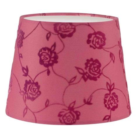 EGLO 88595 - MY CHOICE lámpaernyő rózsaszín