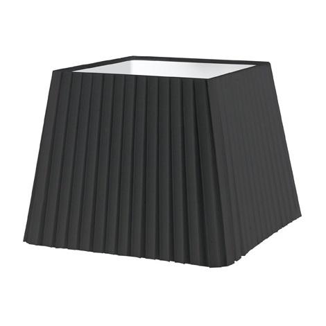 EGLO 88603 - Lámpaernyő fekete 155x155mm