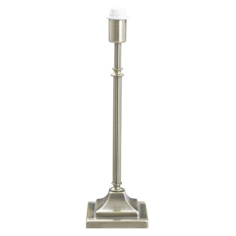 EGLO 88663 - Asztali lámpaváz E14/40W fényezett sárgaréz