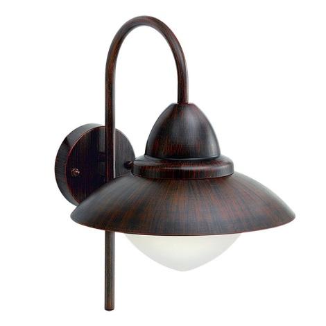 EGLO 88709 - SIDNEY kültéri fali lámpa 1xE27/60W