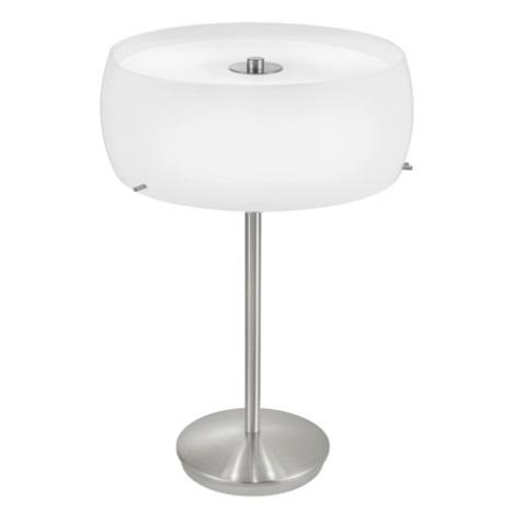 EGLO 88738 - CAMARO 1 asztali lámpa 1xG10Q/32W fehér