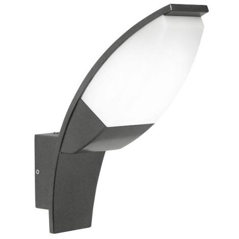 EGLO 88756 - PANAMA kültéri fali lámpa 1xE27/22W antracit