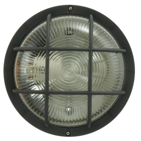 EGLO 88803 - ANOLA kültéri fali lámpa 1xE27/40W fekete