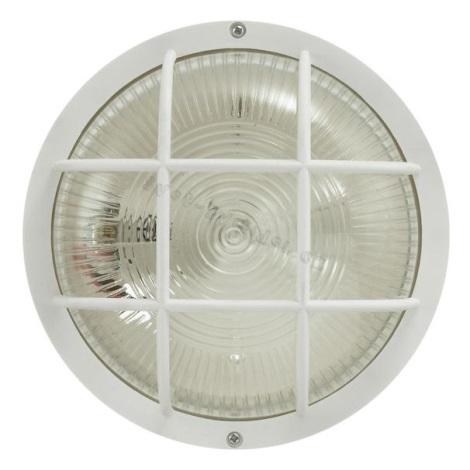 EGLO 88807 - ANOLA kültéri fali lámpa1xE27/40W fehér