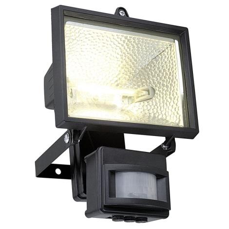 EGLO 88813 - ALEGA szenzoros kültéri reflektor 1xR7s/400W