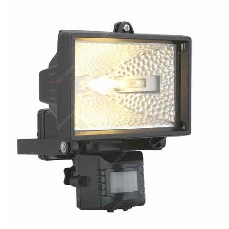 EGLO 88815 - ALEGA szenzoros kültéri reflektor 1xR7s/120W fekete
