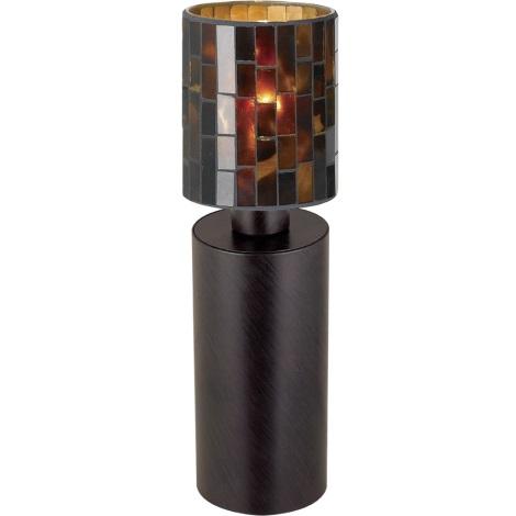 EGLO 88827 - TROYA asztali lámpa 1xE14/40W