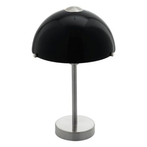 EGLO 88843 - TOPO asztali lámpa 1xE14/60W fekete