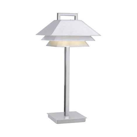 EGLO 88858 - ALAGON asztali lámpa 1xG9/40W