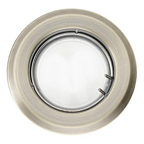 EGLO 88934 - BURN 2 beépíthető lámpa 1xGU10/9W