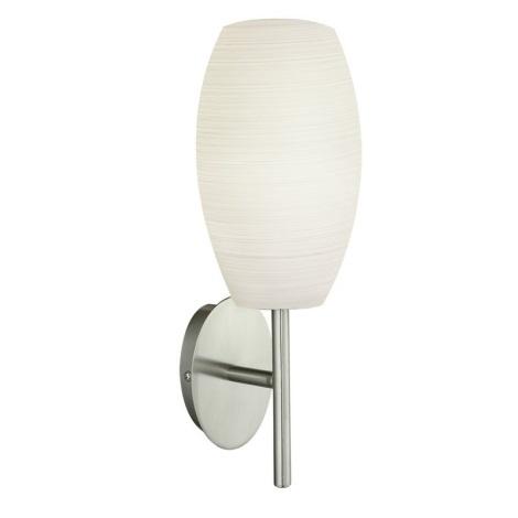EGLO 88956 - BATISTA 1 fali lámpa 1xE27/11W fehér
