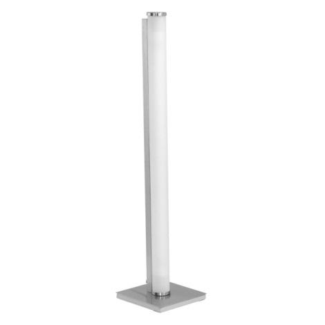 EGLO 89017 - PSI 1 asztali lámpa 1xG5/13W matt króm/fehér
