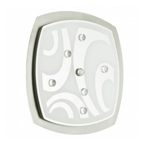 EGLO 89128 - ASTI fali/mennyezeti lámpa 2xE14/40W/230V
