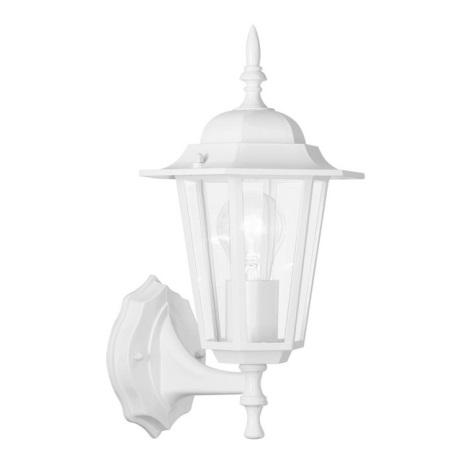 EGLO 8914 - LATERNA 5 kültéri fali lámpa 1xE27/100W fehér