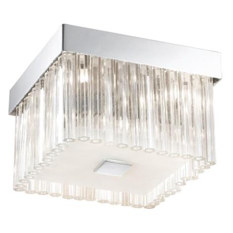 EGLO 89163 - EVIA mennyezeti lámpa 4xG9/40W króm