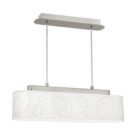EGLO 89213 - Mennyezeti lámpa INDO 3xE27/60W/230V