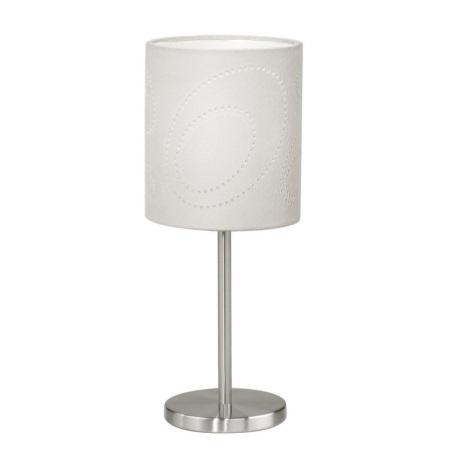 EGLO 89216 - INDO asztali lámpa 1xE27/60W bézs