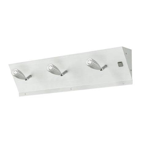 EGLO 89218 - TRICALA LED-es spotlámpa 3xLED/1W