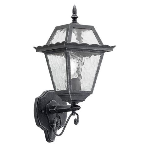 EGLO 89233 - ABANO kültéri fali lámpa1xE27/100W