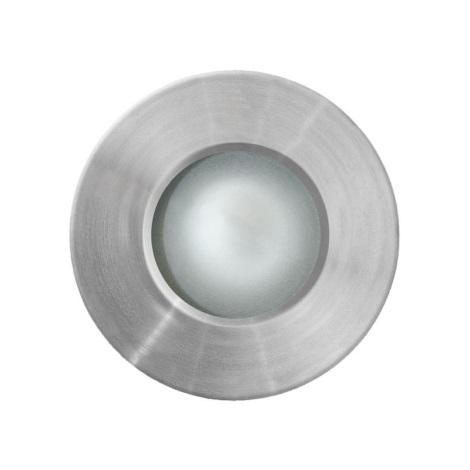 EGLO 89285 - MARGO kültéri spotlámpa 1xGU10/50W rozsdamentes acél