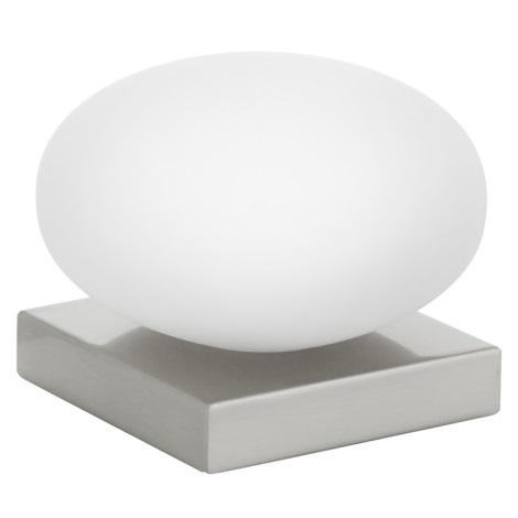 EGLO 89322 - ETOO asztali lámpa 1xE14/40W fehér opálüveg