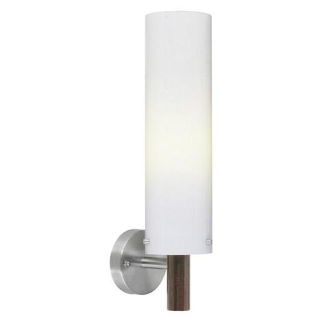EGLO 89448 - DODO kültéri fali lámpa 1xE27/22W antik barna IP44