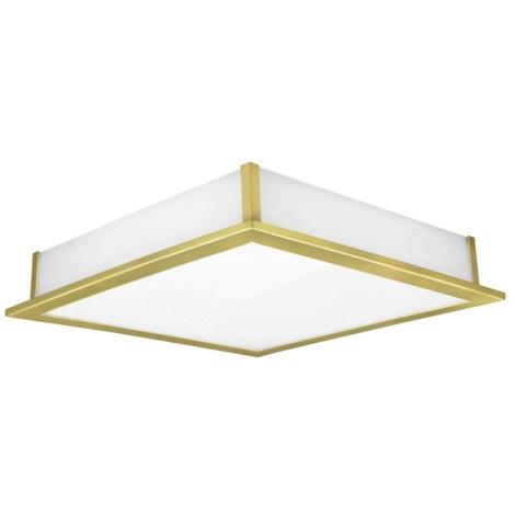 EGLO 89455 - AURIGA fali/mennyezeti lámpa1x2GX13/55W sárgaréz/fehér