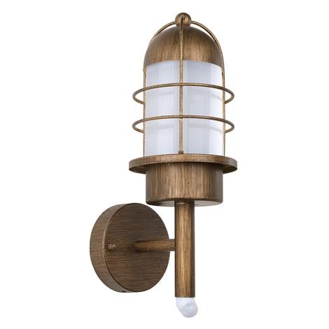 EGLO 89534 - MINORCA szenzoros kültéri lámpa 1xE27/60W