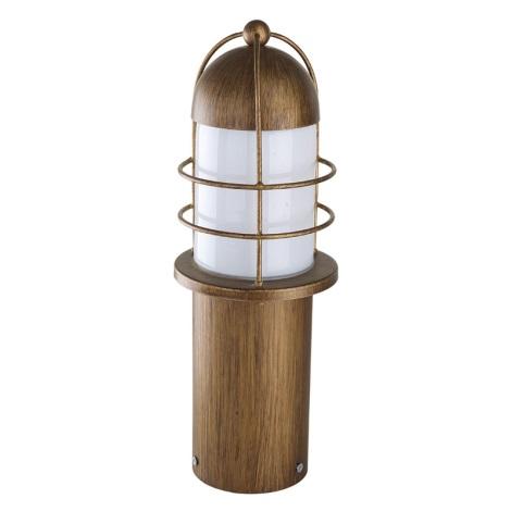 EGLO 89535 - MINORCA kültéri lámpa 1xE27/60W vörösréz