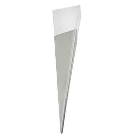 EGLO 89554 - KANI kültéri fali lámpa 2xG9/40W fehér