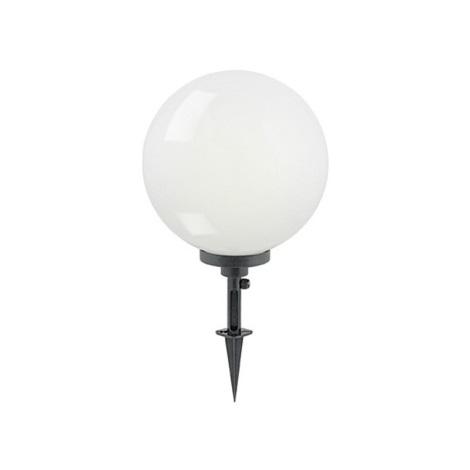 EGLO 89582 - TERRALUNA kültéri dekorációs lámpa 1xE27/22W fekete/fehér