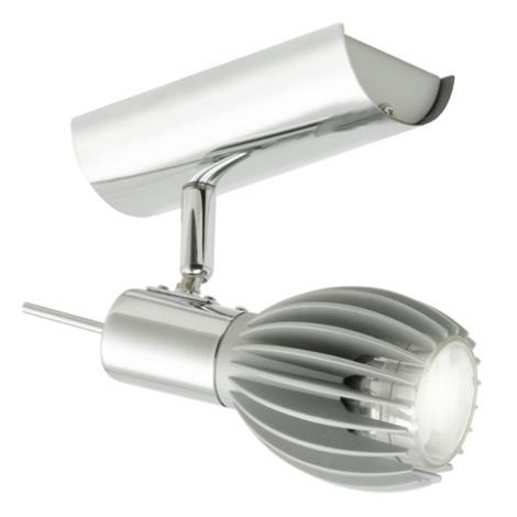 EGLO 89587 - SPICO spotlámpa 1xE14/7W ezüst