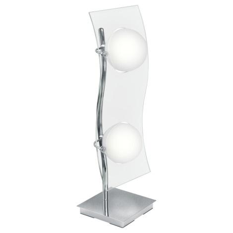 EGLO 89596 - LAYER alkony asztali lámpa 2xG9/40W