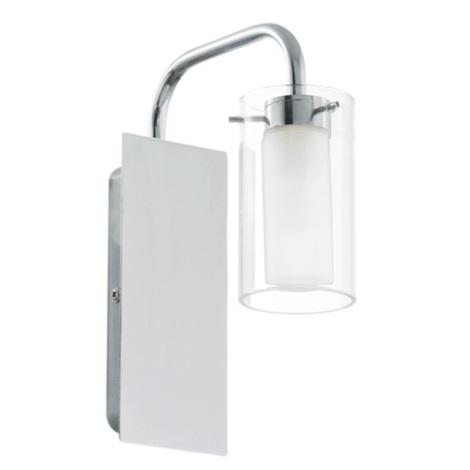 EGLO 89625 - NIMES fürdőszobai fali lámpa króm IP44