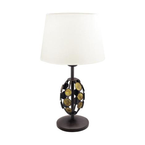 EGLO 89643 - KRETA asztali lámpa 1xE27/60W