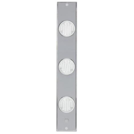 Eglo 89666 - Lámpa pult alá  KOB 3xGX53/7W/230V