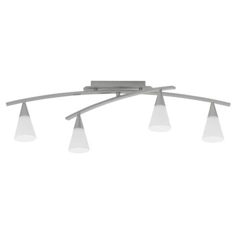 EGLO 89744 - STRIKE mennyezeti lámpa 4xE14/9W fehér