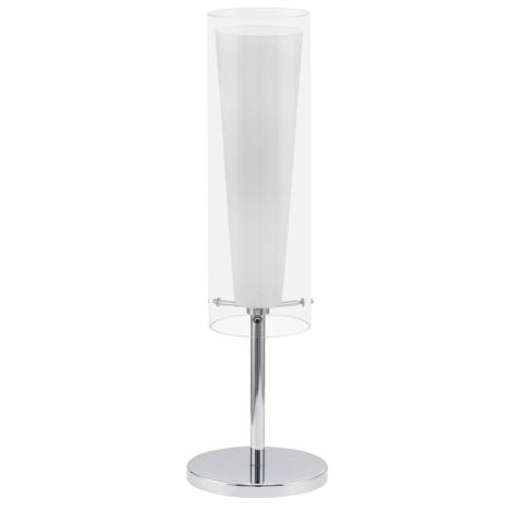 EGLO 89835 - PINTO asztali lámpa 1xE27/60W