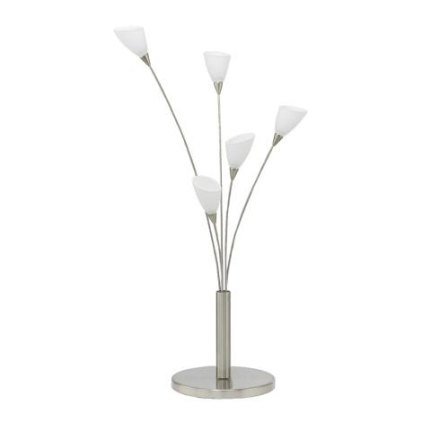 EGLO 89985 - YVETTE asztali lámpa 5xG4/20W