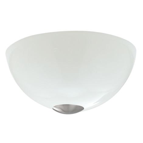 EGLO 89994 - TOPO 1  fali lámpa 2xE27/60W fényes fehér