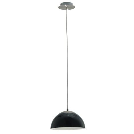 EGLO 89999 - TOPO 1 csillár 1xE14/40W fényes fekete