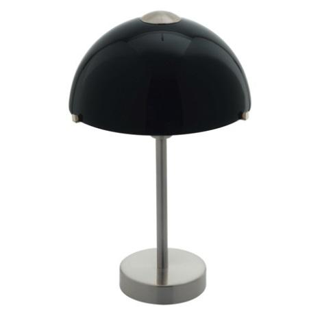 EGLO 90002 - TOPO 1 asztali lámpa 1xE14/60W fényes fekete