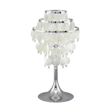 EGLO 90035 - CHIPSY asztali lámpa 1xE27/100W
