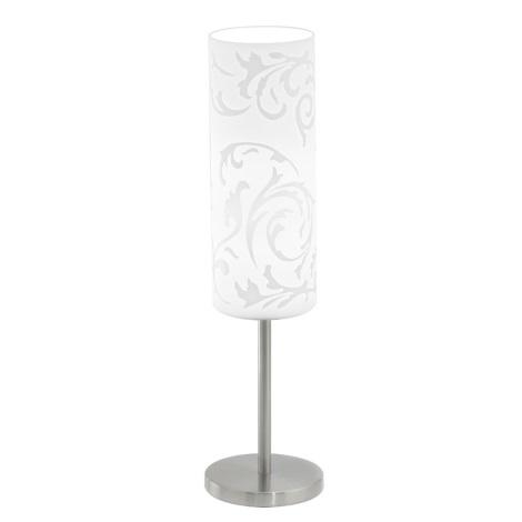 EGLO 90051 - AMADORA asztali lámpa 1xE27/100W