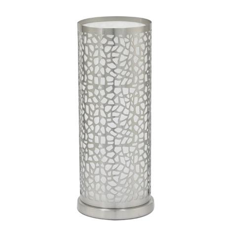 Eglo 90077 - Asztali lámpa ALMERA 1 1xE27/60W/230V