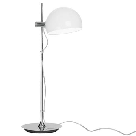 EGLO 90128 - BO asztali lámpa 1xE27/60W fehér