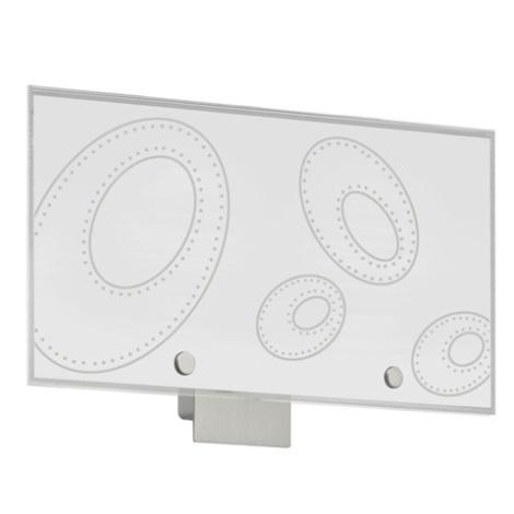 EGLO 90144 - INDO 1 fali lámpa 2xG9/9W fehér