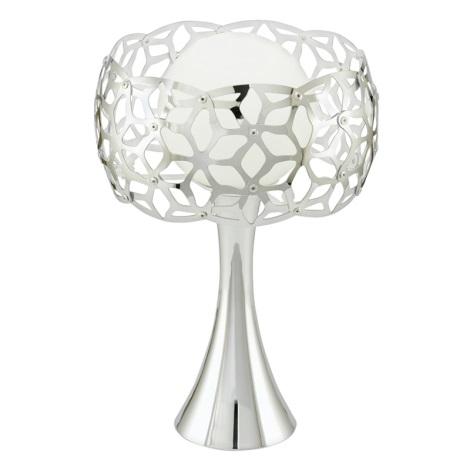 EGLO 90442 - OXANA asztali lámpa 1xG9/40W