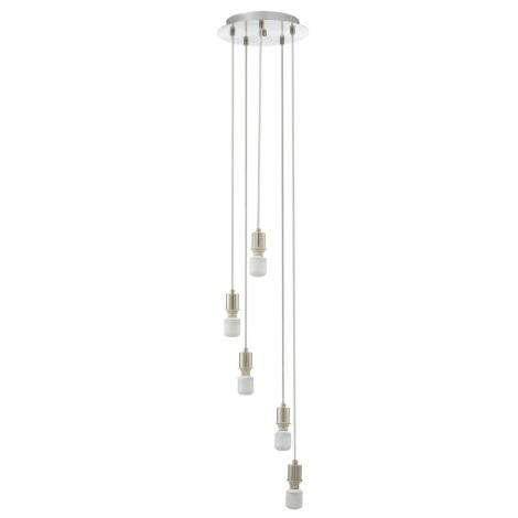 EGLO 90536 - MY CHOICE függeszték lámpaváz 5xE14/9W