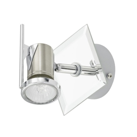 EGLO 90684 - TAMARA fürdőszobai spotlámpa 1xGU10/35W